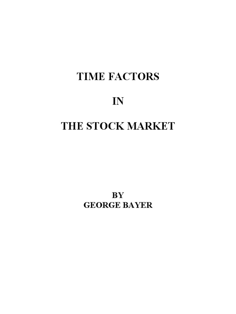 Time factors in the stock market astrological sign short finance biocorpaavc Images