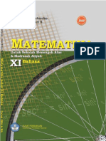 SMA-MA Kelas 11 - Matematika (Program Bahasa)