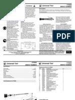 Rammer User Manual