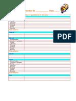 Planejamento alimentar de.doc