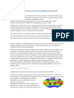 CAMBIO CLIMÁTICO Y PROCESO DE CALENTAMIENTO GLOBAL