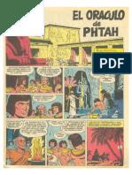 Comics Mampato el oráculo de Ptah