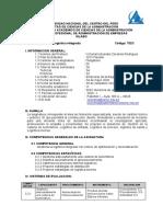 2. SILABO LOGÍSTICA INTEGRADA - PLAN 2012.doc