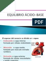 3.- EQUILIBRIO ÁCIDO BASE bioquimica II