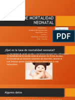 TASA DE MORTALIDAD NEONATAL.pptx