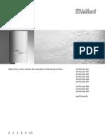 EcoTEC Instructions for Use 2006