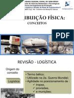 LGRS II - AULA 1 DISTRIBUICAO FISICA - 2014.2 V1