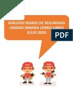 DDS - Julio 2020