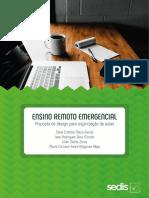 Proposta de design de ensino remoto emergencial