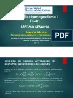 SEPTIMA SEMANA_ LAPLACE HARMONICOS ESFERICOS