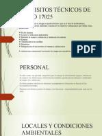 (5)REQUISITOS TÉCNICOS DE LA ISO 17025.pptx