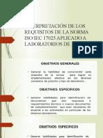 (3)INTERPRETACIÓN DE LOS REQUISITOS DE LA NORMA ISO IEC 17025.pptx