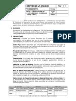 Control para la Disposición de Materiales y Activos Fijos en Desuso