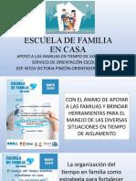 Escuelas de Familia
