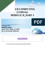 Cloud Computing Module II Part3