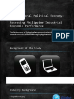 IPE - Philippine Industrial Economic Performance.pptx