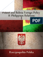 Polish and Bolivian Foreign Policy