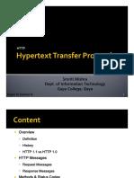 HTTP Part 1