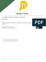 KOHAN M - Saer Walsh Una discusion politica en la literatura (articulo).pdf