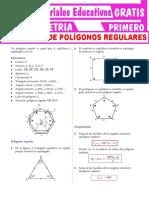 Problemas de Polígonos Regulares Para Primer Grado de Secundaria