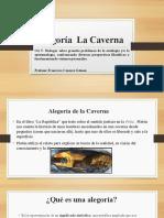 Alegoría  La Caverna