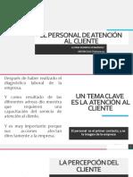 EL PERSONAL DE ATENCIÓN  AL  CLIENTE.pptx