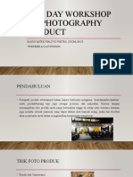 One Day Workshop on Photography product