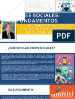 REDES SOCIALES -UNIDAD 01 - FUNDAMENTOS