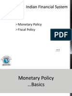 8. MONETARY N FISCAL POLICY