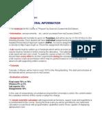 Phys 102 info