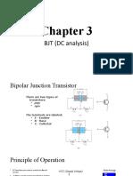 3 BJT DC Analysis