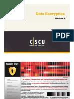 Cscu Module 04 Data Encryption