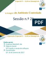 Sessão 21 OE3