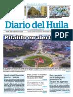 15 Julio Diario del Huila