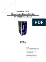 User Manual IPS-3082GC V1.3