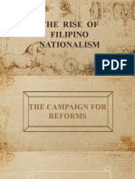 Chapter 5 The Rise of Filipino Nationalism