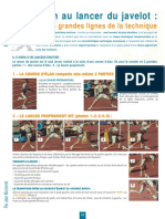 Athletisme - le lancer de javelot.pdf