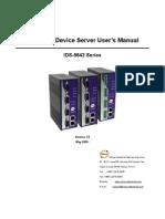 User Manual IDS-5642