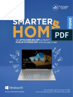 Lenovo LSS Wave 4 Smarter@Home