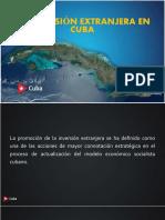 Inversión Extranjera-Cuba.pptx