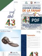 brochure fanaf F