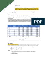 k-Factor Calculation