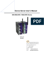 User Manual_ids-5042-Wg & Iwg