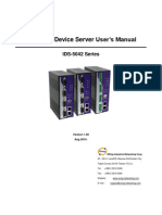 User Manual IDS-5042 Series