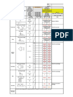 UC Inspection Sheet Volvo A series