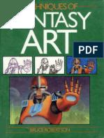 Bruce Robertson - Techniques of Fantasy Art[1]