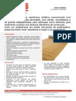 Ficha Técnica - TECSOUND