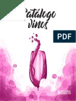 CATALOGO vinos 2020