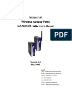 User Manual Iap-6002-Wg Wg+