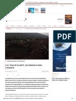 """Las """"minas de la muerte"""", que abastecen al nuevo aeropuerto - Proceso"""